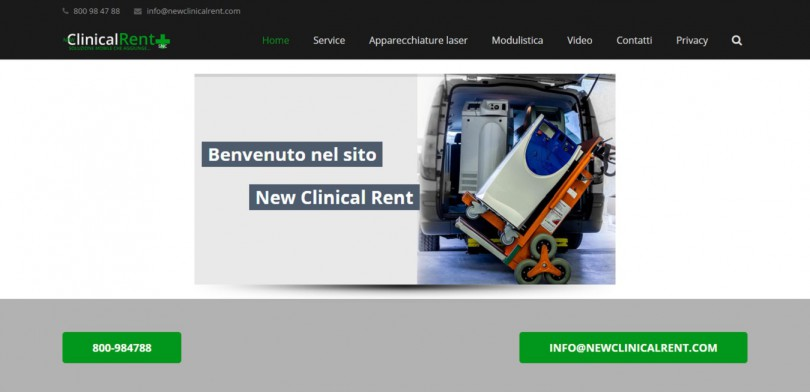 New Clinical Rent