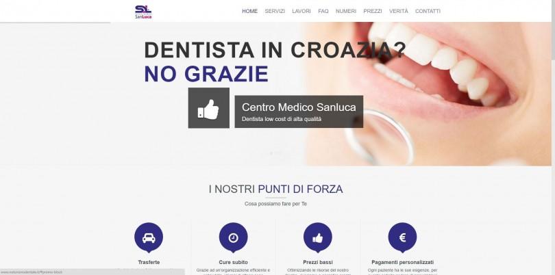 No turismo dentale