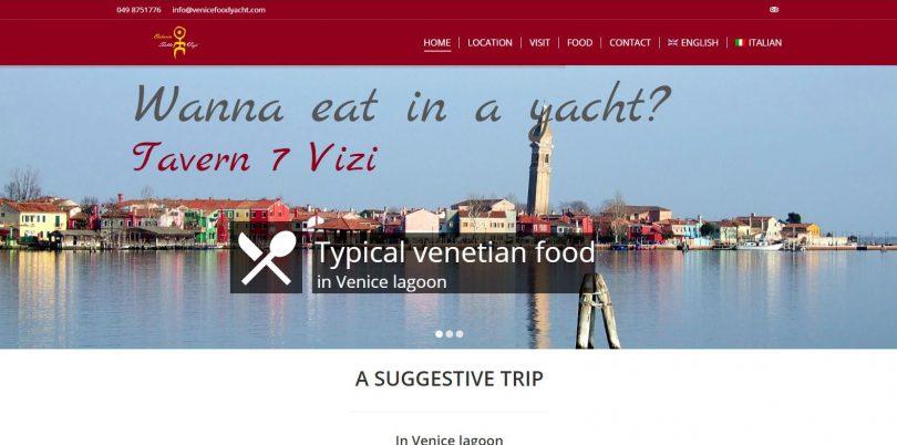 Venice Food Yacht