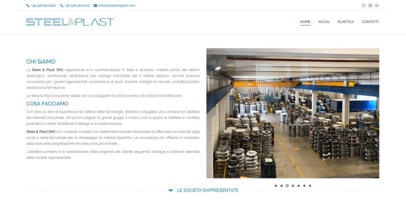 Steel and Plast